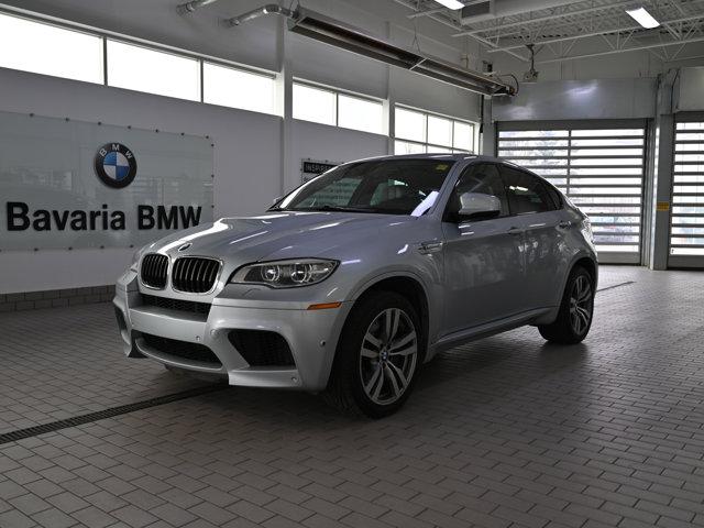 2013 BMW X6 M AWD 4dr Turbocharged Gas V8 4.4L/268 [9]