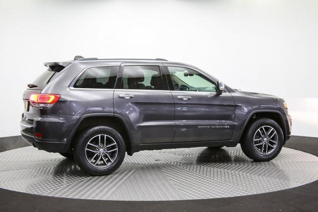 2017 Jeep Grand Cherokee for sale 123313 38