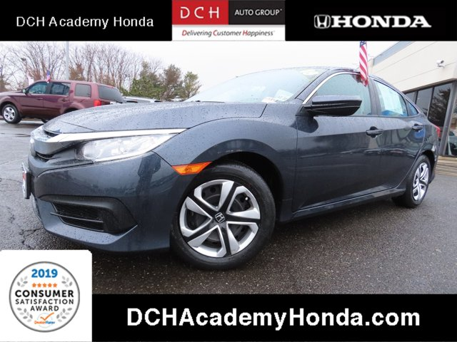 Used 2018 Honda Civic Sedan in Old Bridge, NJ