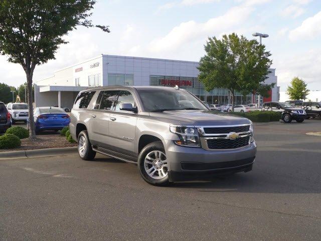 2019 Chevrolet Suburban LT 2WD 4dr 1500 LT Gas/Ethanol V8 5.3L/ [6]