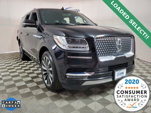 Used 2019 Lincoln Navigator in Midland, TX