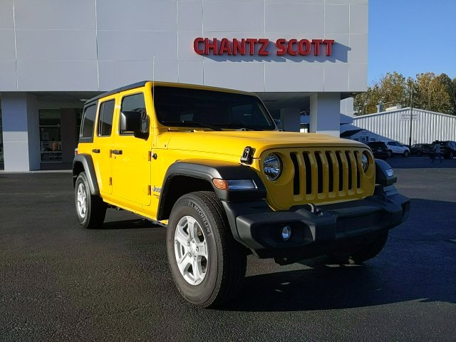 Used 2019 Jeep Wrangler Unlimited in Kingsport, TN