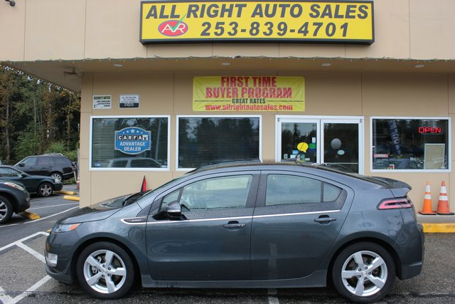 Used 2013 Chevrolet Volt in Federal Way, WA