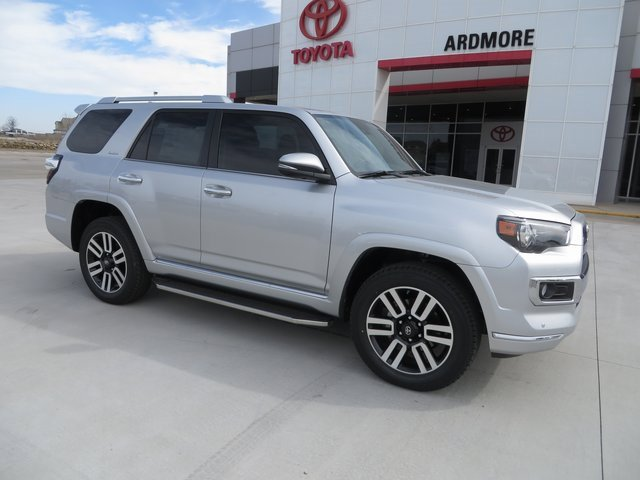 New 2020 Toyota 4Runner in Ardmore, OK