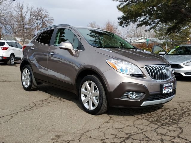 Used 2015 Buick Encore in Fort Collins, CO