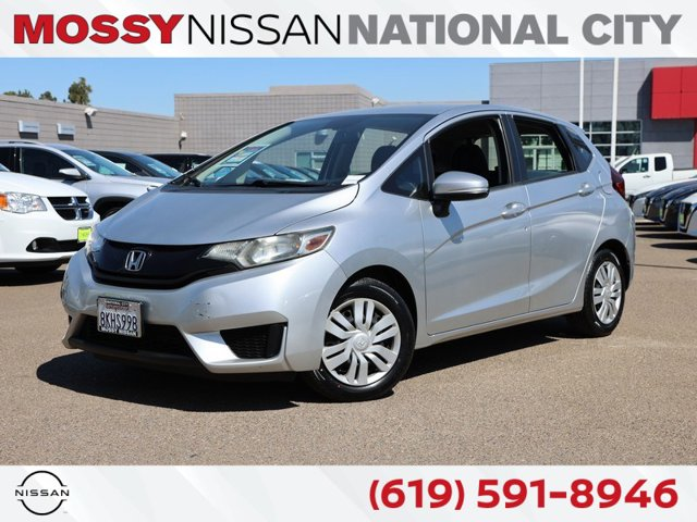 2016 Honda Fit LX 5dr HB CVT LX Regular Unleaded I-4 1.5 L/91 [2]