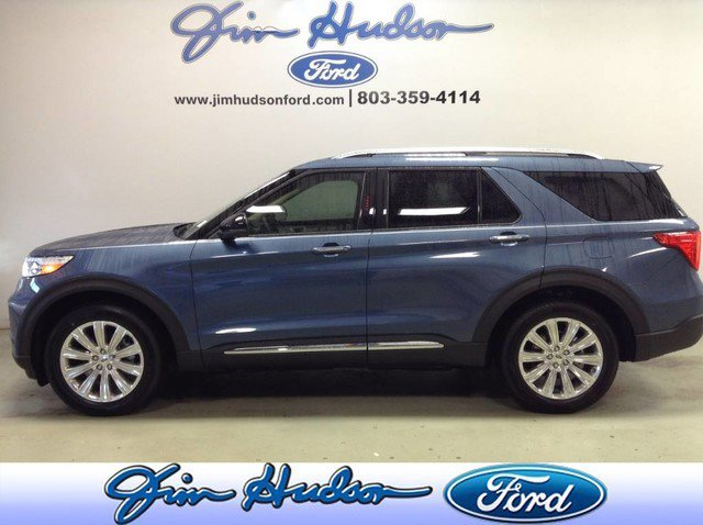 New 2020 Ford Explorer in , SC