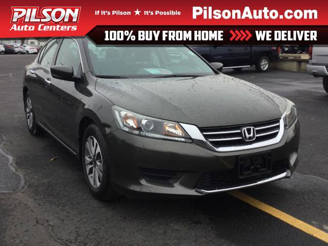 Used 2015 Honda Accord Sedan in Mattoon, IL