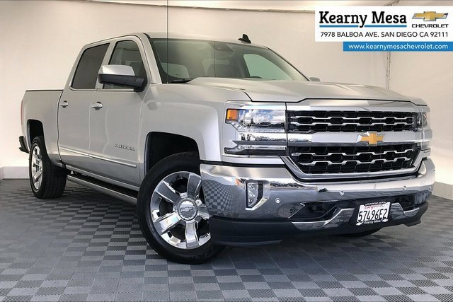 Used 2017 Chevrolet Silverado 1500 in San Diego, CA