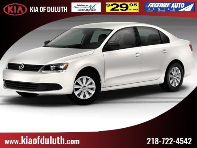 Used 2011 Volkswagen Jetta Sedan in Duluth, MN