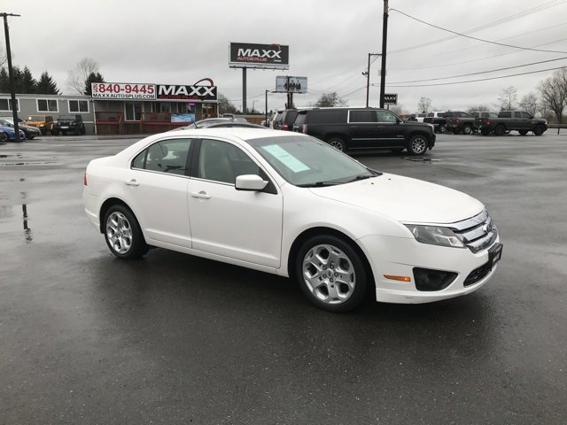 Used 2011 Ford Fusion in Puyallup, WA