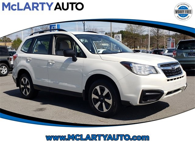 Used 2017 Subaru Forester in Little Rock, AR