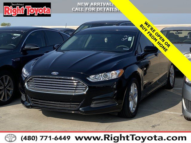 2016 Ford Fusion SE 4dr Sdn SE FWD Intercooled Turbo Regular Unleaded I-4 1.5 L/91 [4]