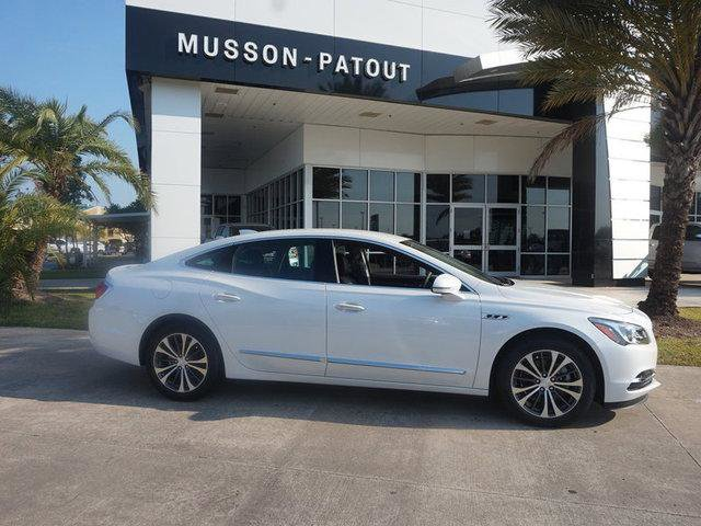 New 2018 Buick LaCrosse in New Iberia, LA