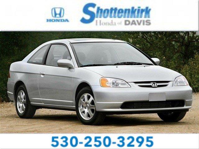 2003 Honda Civic Coupe LX