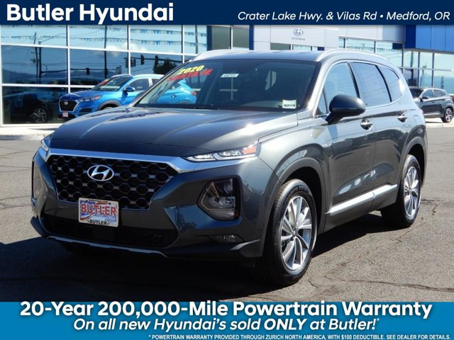 New 2020 Hyundai Santa Fe in Medford, OR