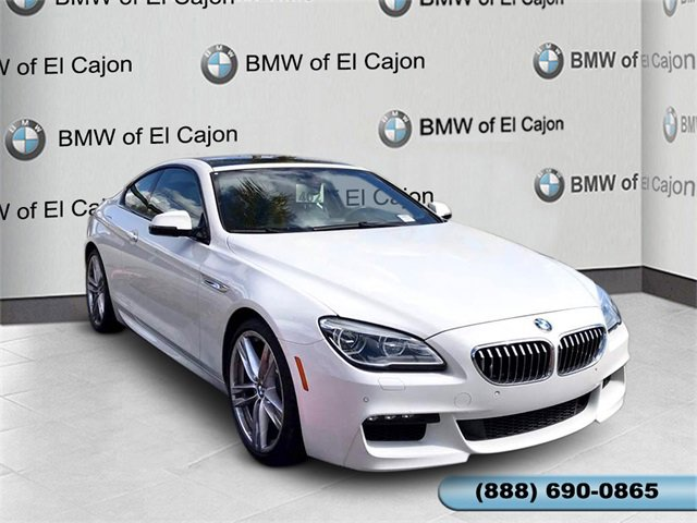 Used 2017 BMW 6 Series in San Diego, CA