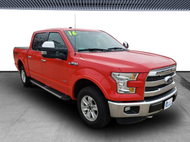 Used 2016 Ford F-150 in Miami, OK