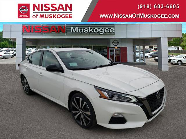 New 2020 Nissan Altima in Muskogee, OK