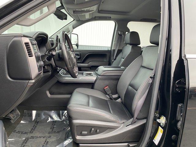 Used 2017 GMC Sierra 2500HD SLT
