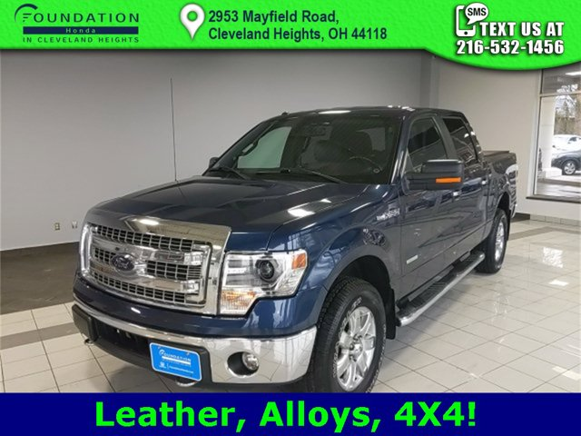 Used 2014 Ford F-150 in Cleveland Heights, OH