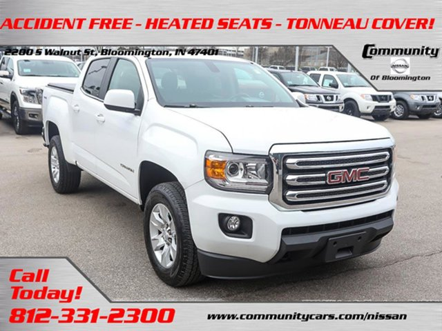 Used 2015 GMC Canyon in Bloomington, IN