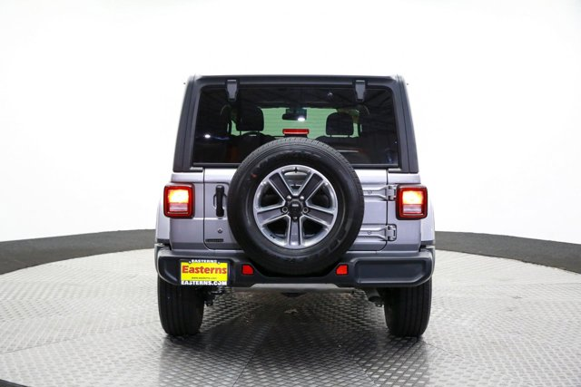 2019 Jeep Wrangler Unlimited for sale 124006 5