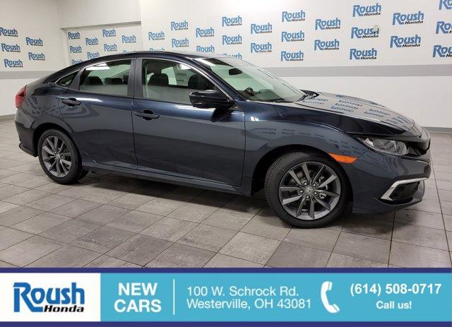 New 2020 Honda Civic Sedan in Westerville, OH