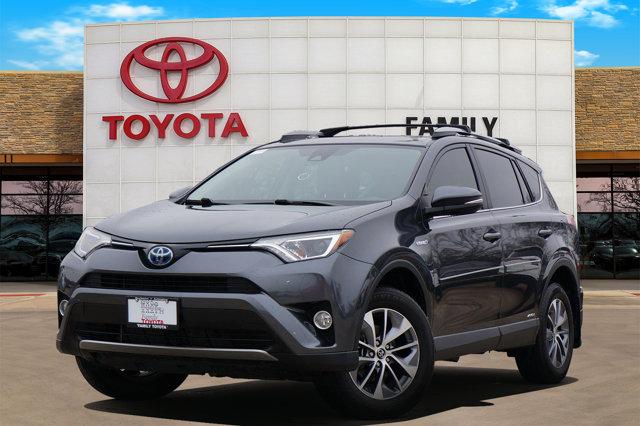 Used 2017 Toyota RAV4 Hybrid in Arlington, TX