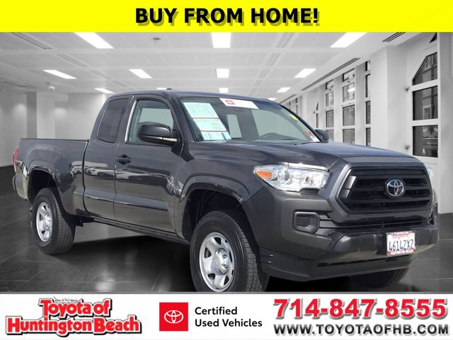 2020 Toyota Tacoma SR SR Access Cab 6′ Bed I4 AT Regular Unleaded I-4 2.7 L/164 [7]