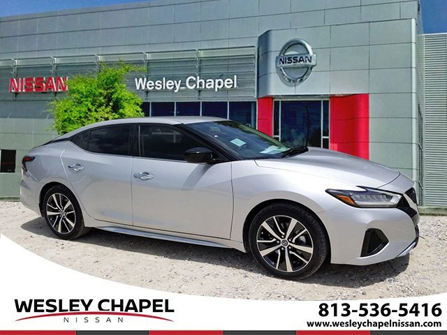 New 2019 Nissan Maxima in Wesley Chapel, FL