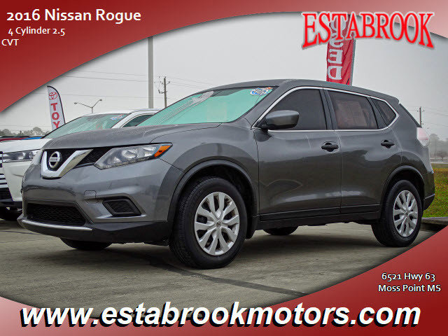 Used 2016 Nissan Rogue in Moss Point, MS