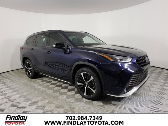 2021 Toyota Highlander XSE XSE FWD Regular Unleaded V-6 3.5 L/211 [6]