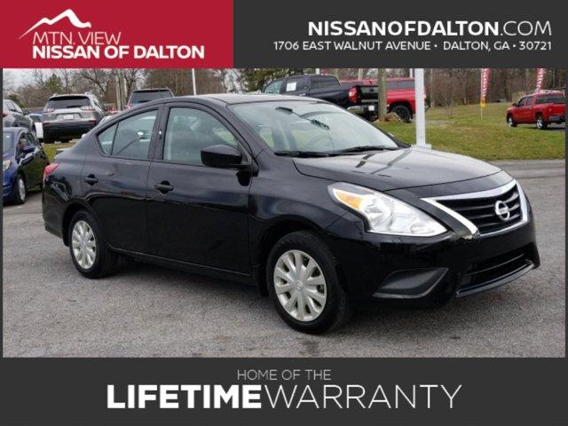 Used 2018 Nissan Versa in Dalton, GA