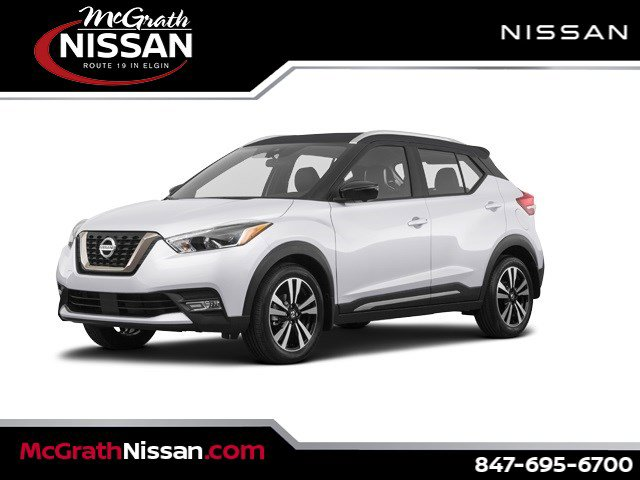 2020 Nissan Kicks SR SR FWD Regular Unleaded I-4 1.6 L/98 [2]