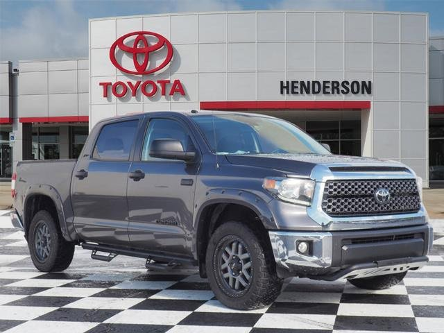 New 2019 Toyota Tundra in Henderson, NC