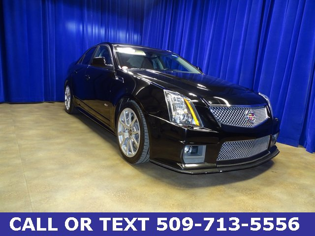 Used 2012 Cadillac CTS-V Sedan in Pasco, WA