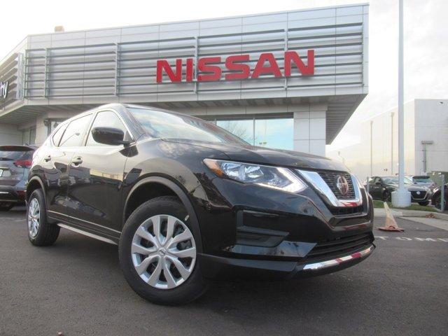 New 2020 Nissan Rogue in Kansas City, MO