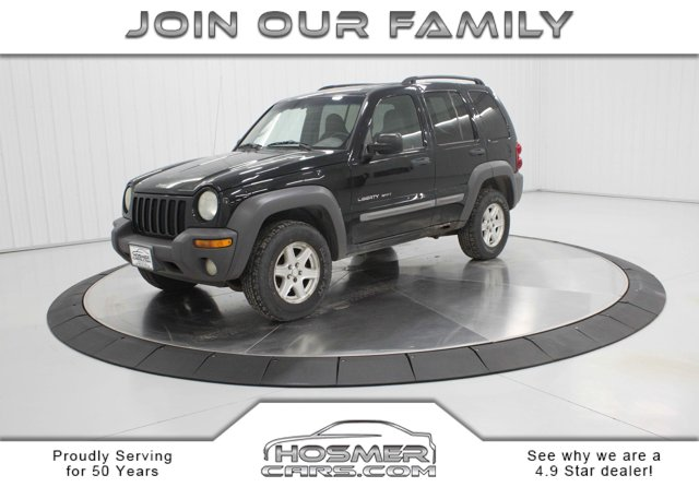 Used 2002 Jeep Liberty in Mason City, IA