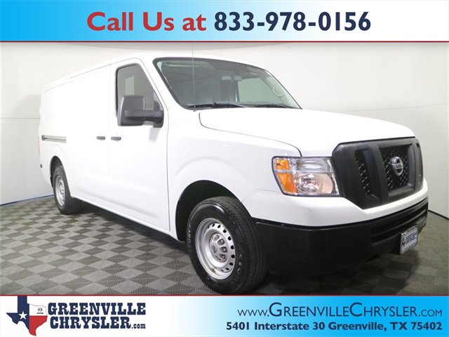 Used 2018 Nissan NV Cargo in Greenville, TX