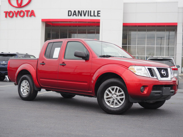 Used 2016 Nissan Frontier in Danville, VA