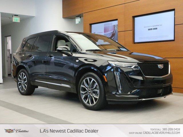 2021 Cadillac XT6 Sport AWD 4dr Sport Gas V6 3.6L/222 [15]