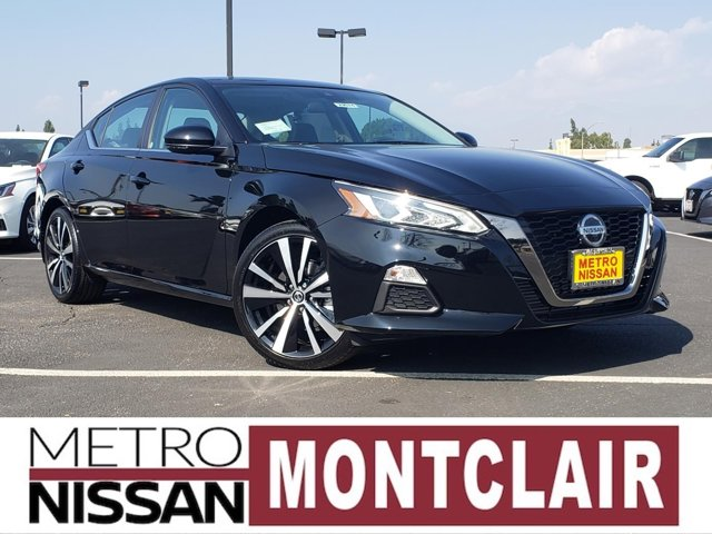 2021 Nissan Altima 2.0 SR 2.0 SR Sedan Intercooled Turbo Regular Unleaded I-4 2.0 L/120 [10]