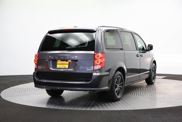 2018 Dodge Grand Caravan for sale 123668 4