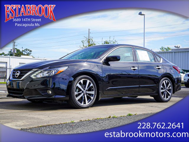 Used 2017 Nissan Altima in Pascagoula, MS