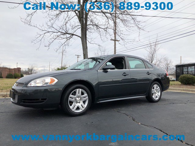Used 2013 Chevrolet Impala in High Point, NC