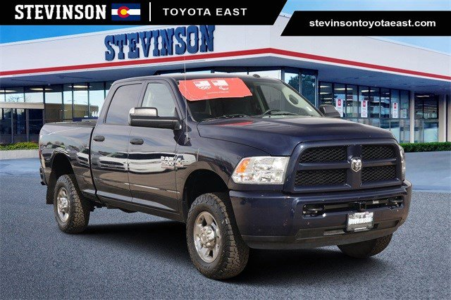 Used 2016 Ram 2500 in Aurora, CO