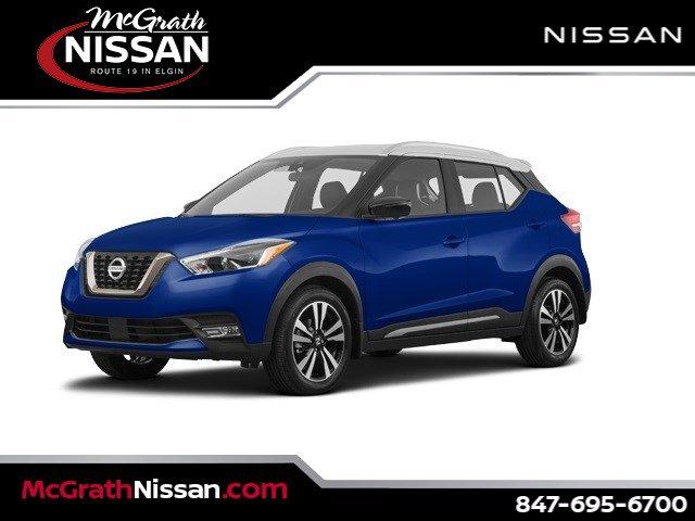 2020 Nissan Kicks SR SR FWD Regular Unleaded I-4 1.6 L/98 [0]