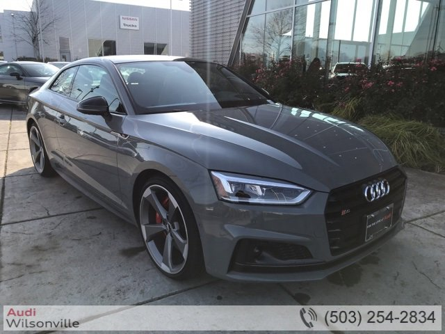 New 2019 Audi S5 Coupe in , OR