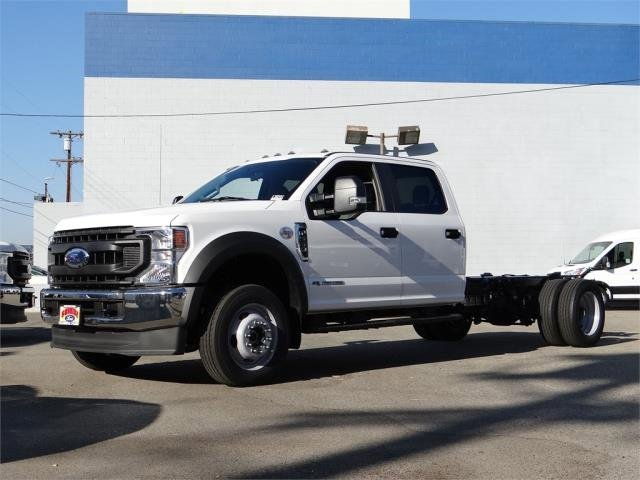 2020 Ford Super Duty F-550 DRW XL  Intercooled Turbo Diesel V-8 6.7 L/406 [6]